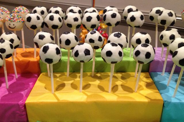 Soccer Birthday  Cupcake Ideas For You