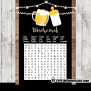 A Baby Is Brewing Beer Bbq Games Package Cupcakemakeover