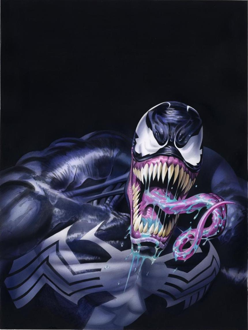 Venom  The Cupcake Rogues