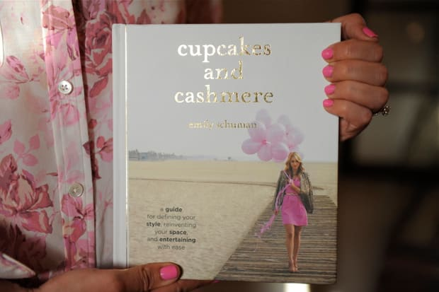 Cupcakes And Cashmere: The Book
