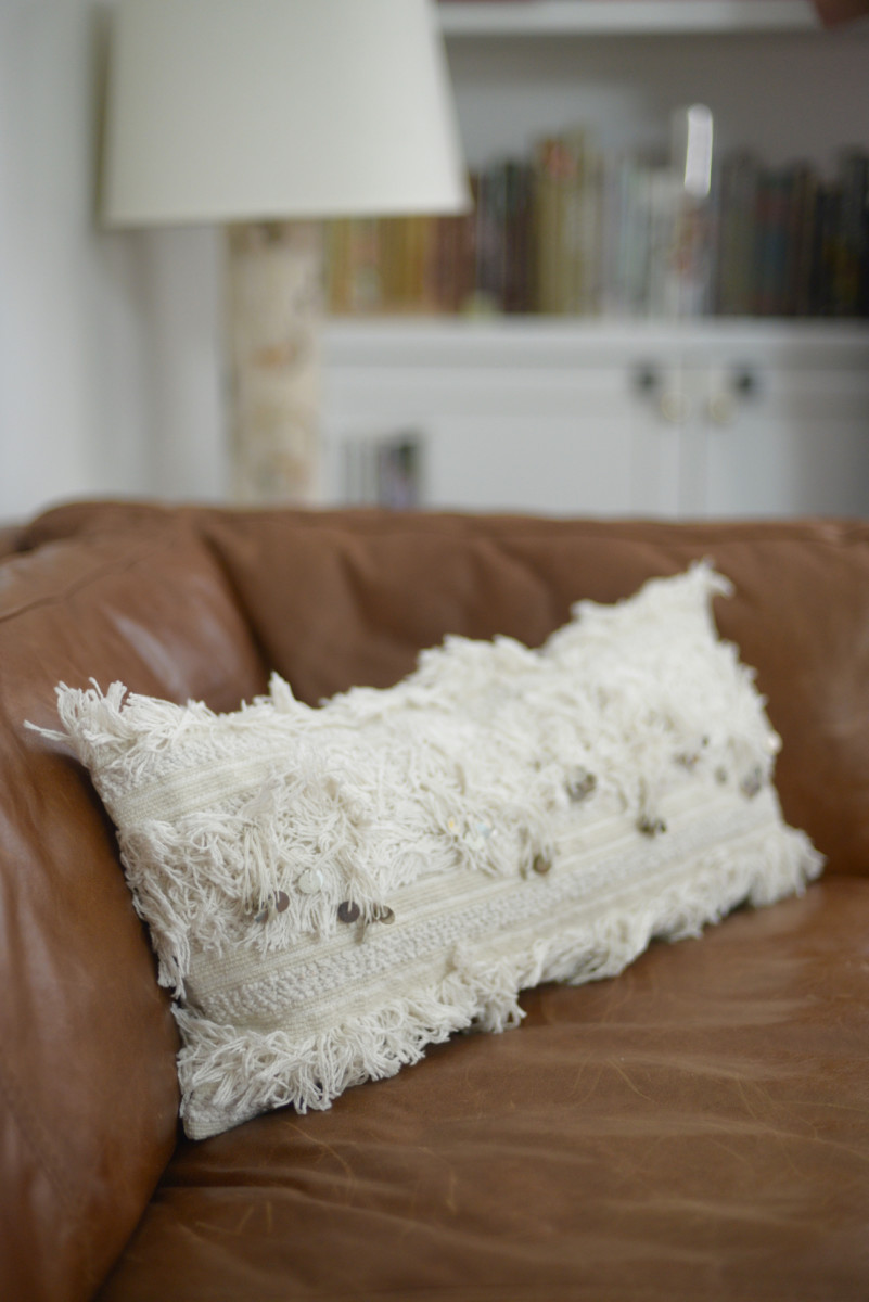 find of the week accent pillow