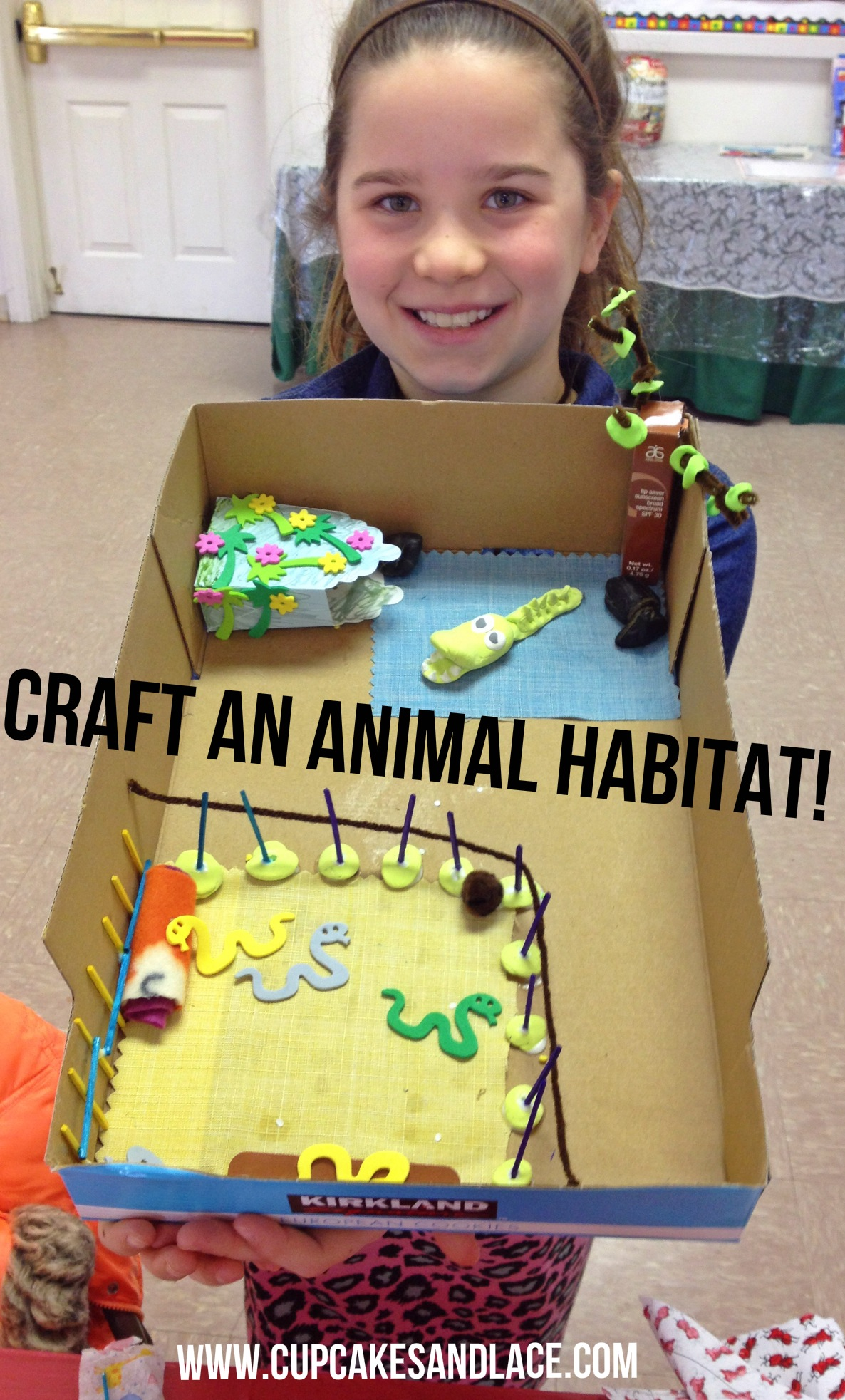 Craft Amp Activity Ideas For Animal Habitats Junior Girl Scout Badge