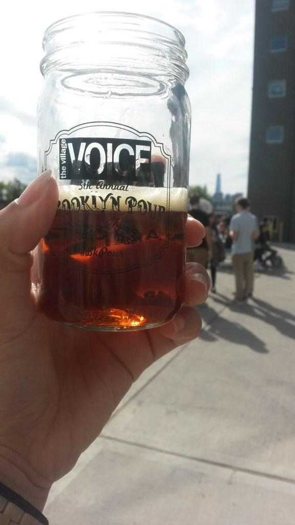 BK tasting glass