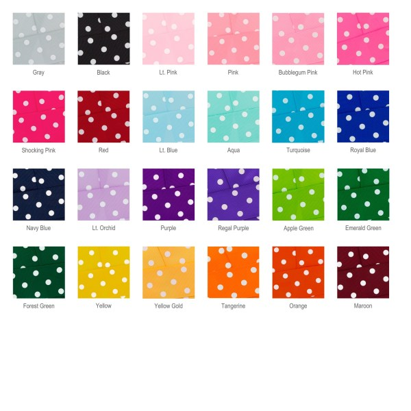 Dots Lined Clips