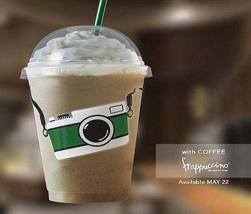 starbucks grande wednesday promo coffee frappuccino