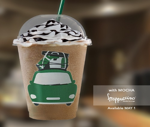 starbucks grande wednesday promo mocha frappuccino
