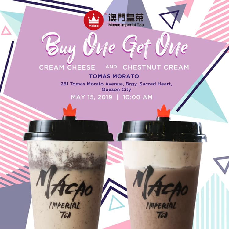 macao imperial tea buy one get one at tomas morato
