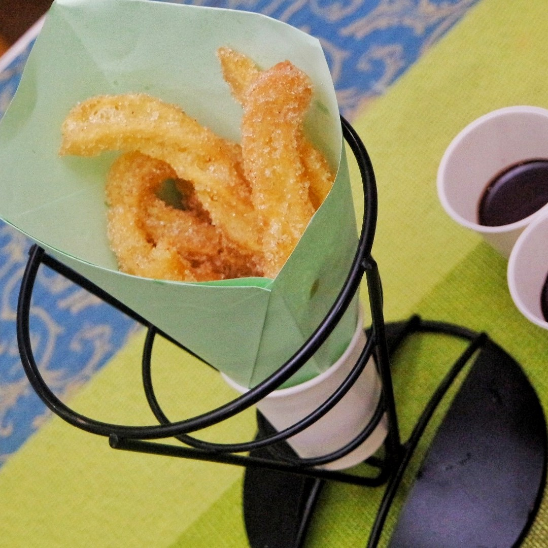 churros by tipsy tea