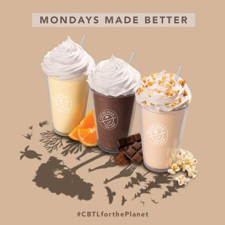 mondays made better coffee bean and tea leaf
