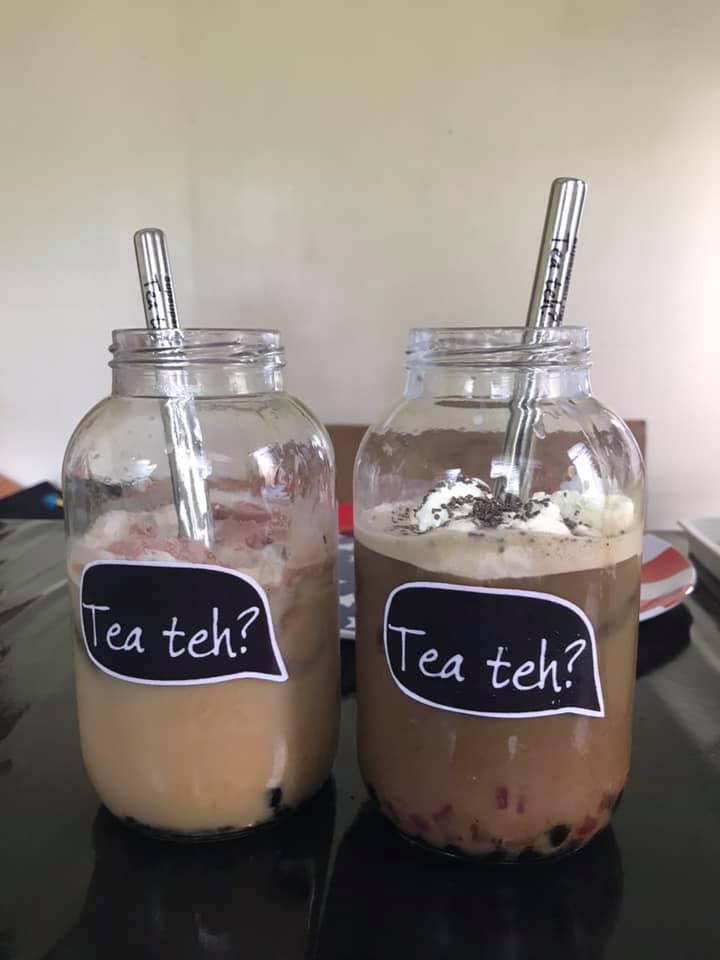 tea teh milk tea shop in batangas