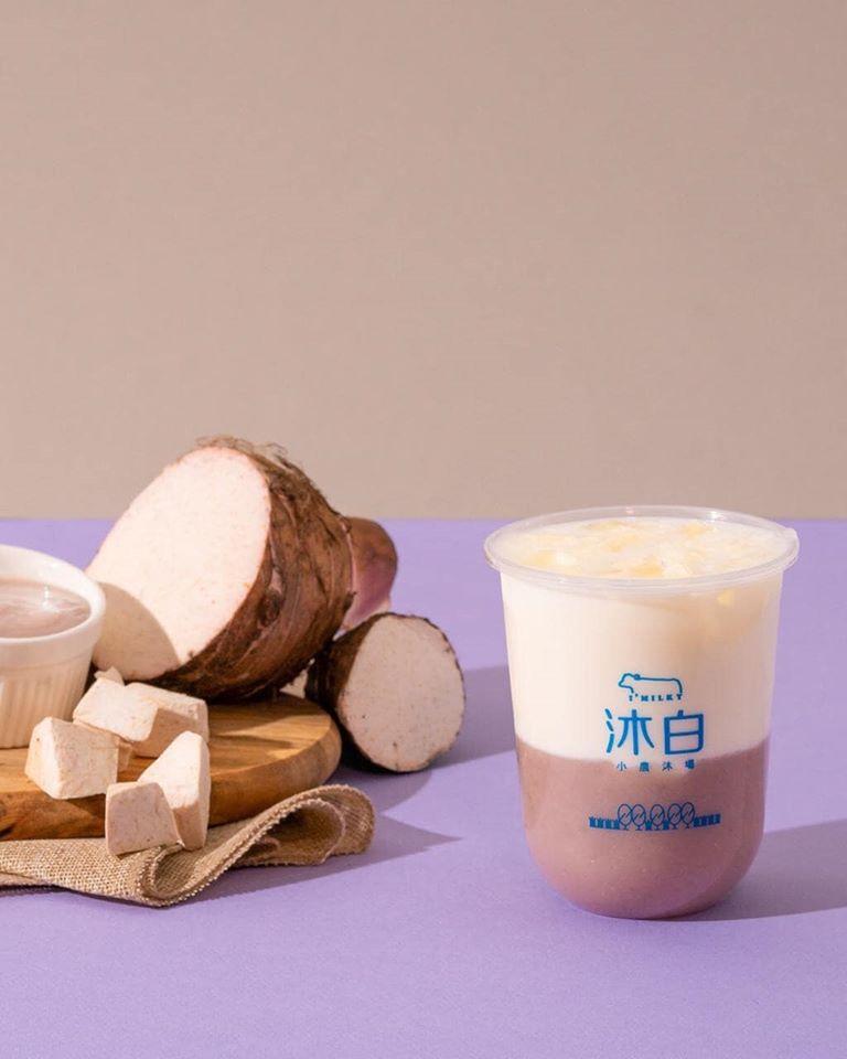 imilky taro milk