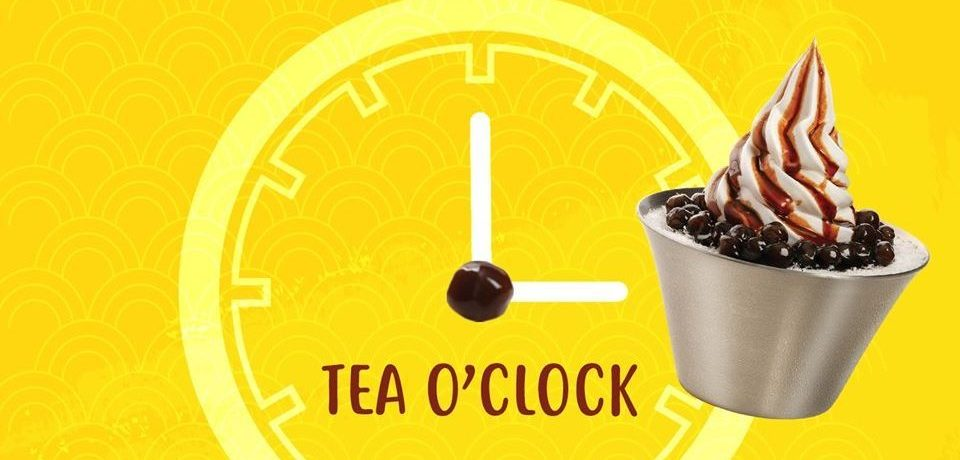 Bonchon Milk Tea Bingsu