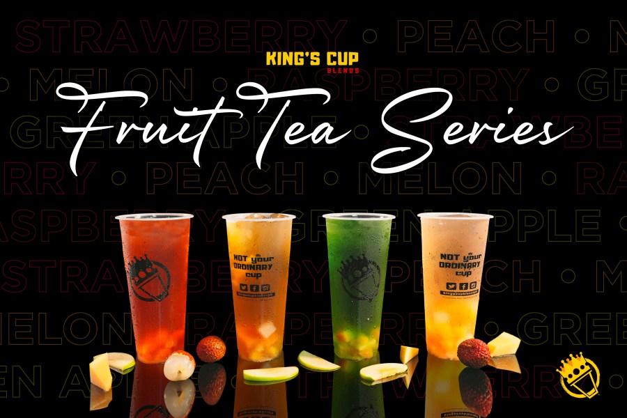 Kings Cup Blends Fruit Tea Series