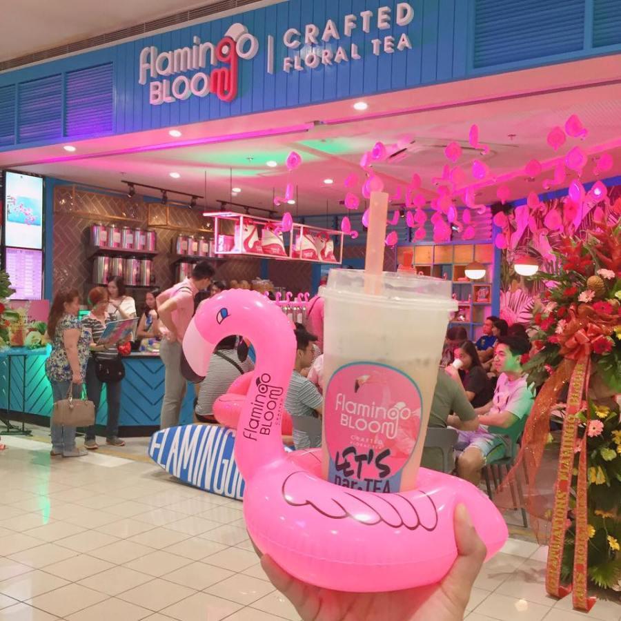 flamingo bloom philippines sm north branch