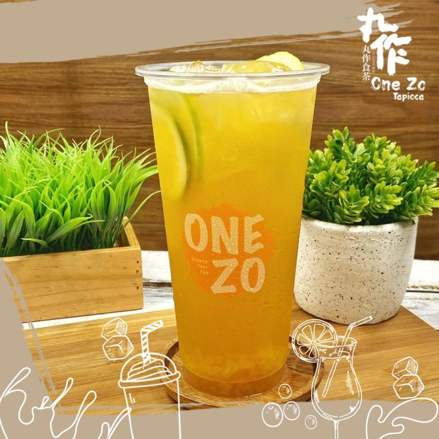 one zo best seller fruit tea