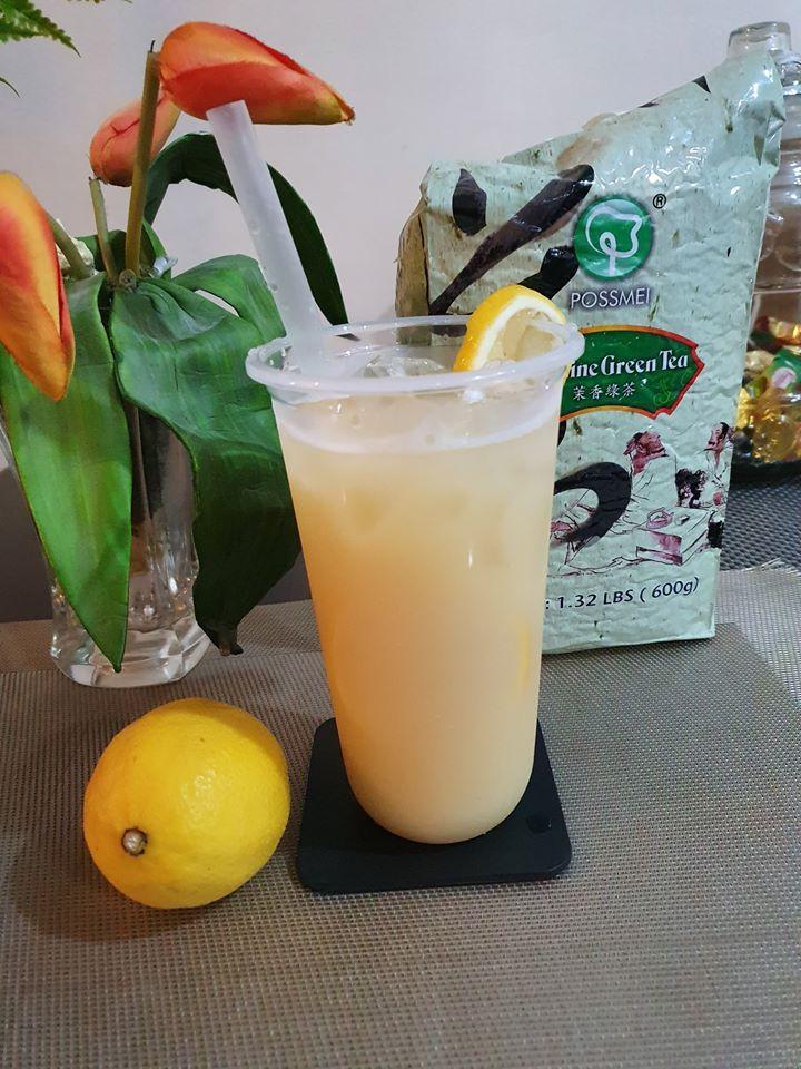 Aphroditea Lemon Delight
