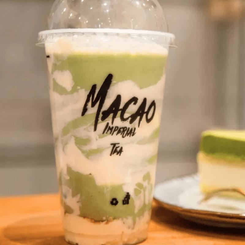 Cream Cheese Uji Matcha Macao Imperial Tea