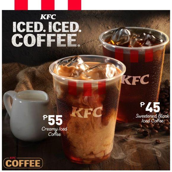 KFC Iced Coffee