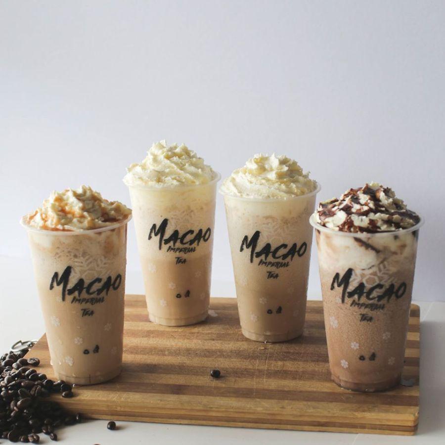 Macao Imperial Tea Frappuccino