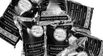 Kahawa Sug (Sulu Native Coffee)