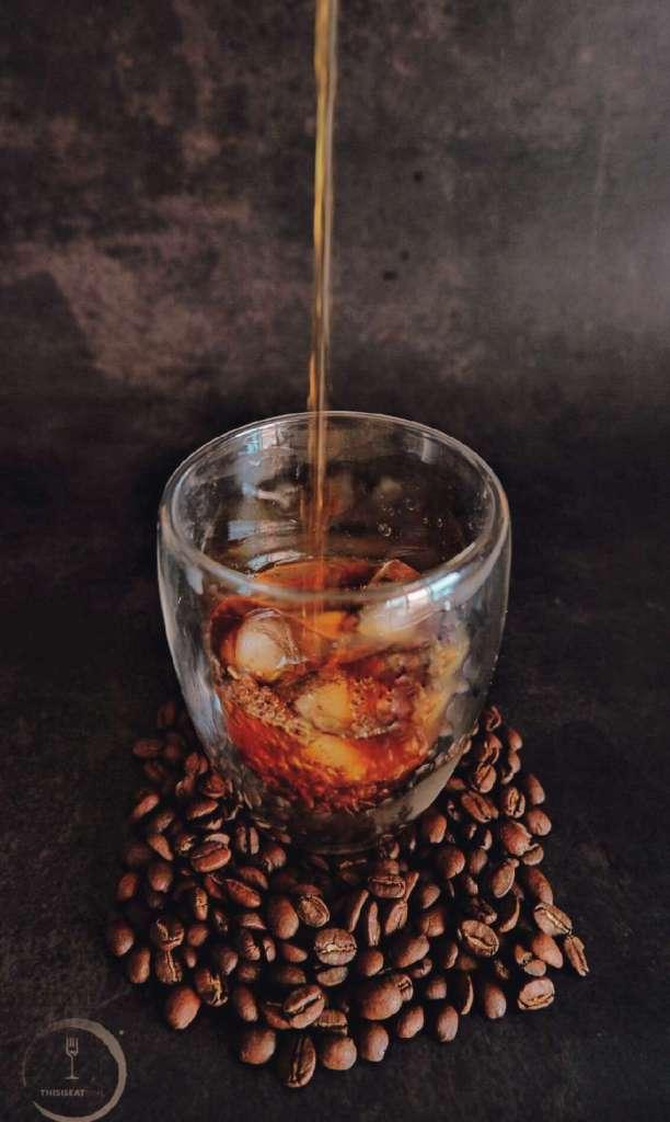 Coffee Run Manila Black Coffee