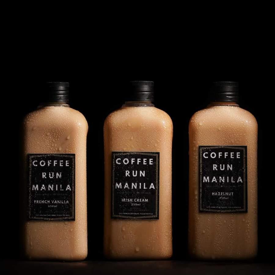 Coffee Run Manila Philippines