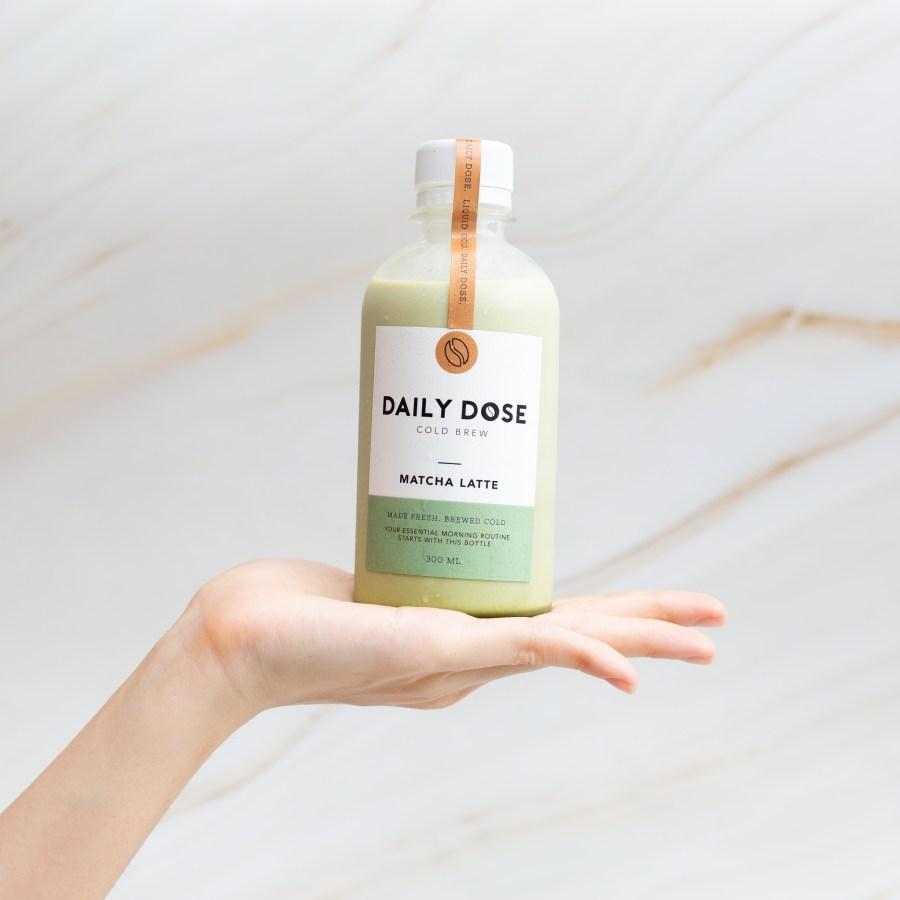 Daily Dose Trading Matcha Latte