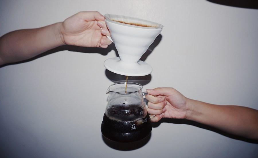Bloom Coffee Studio Hario