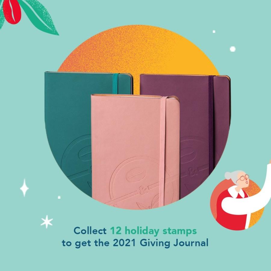 CBTL 2021 Giving Journal