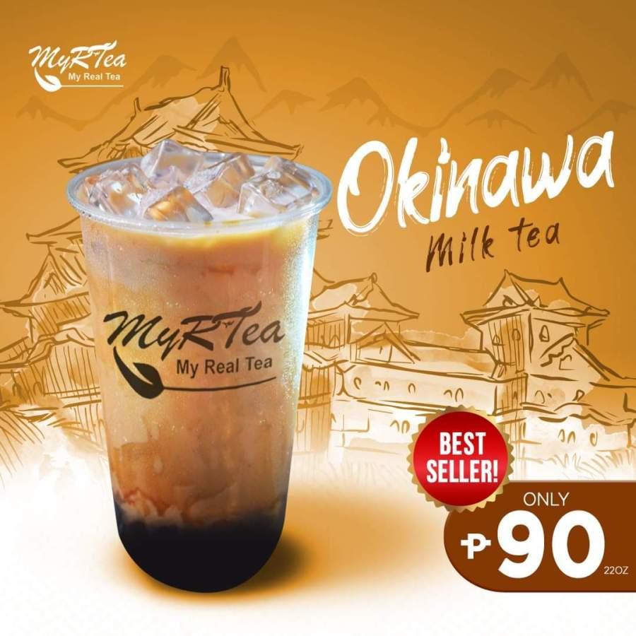 Myrtea Milktea House Okinawa Milk Tea