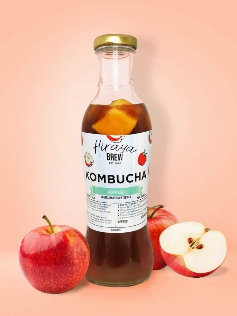 Hiraya Brew Apple Kombucha