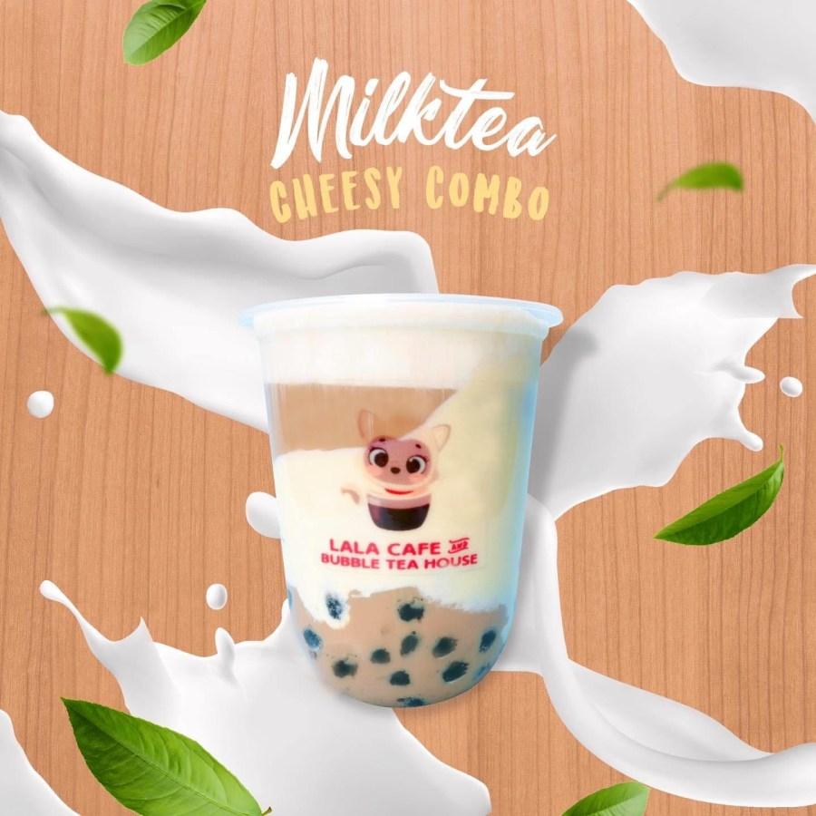 Lala Cafe and Bubble Tea House Milk Tea