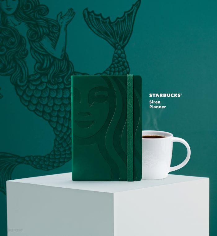 Starbucks Siren Planner 2021