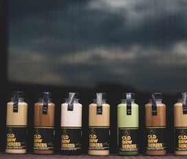 Cold Brew Series by Kape Real
