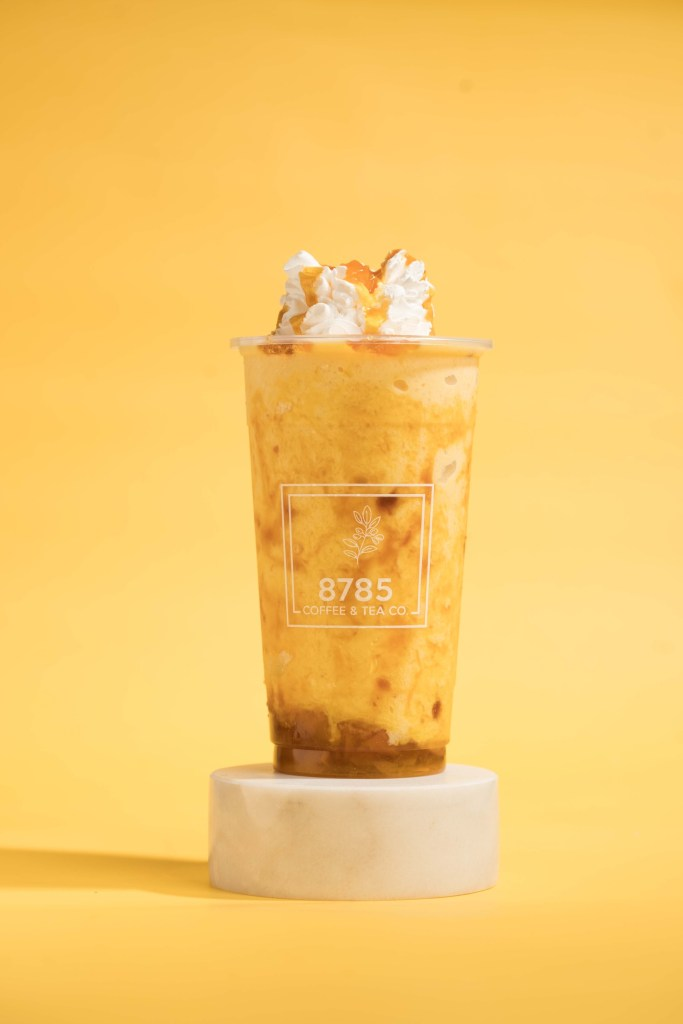 8785 Coffee & Tea Co. Mango Frappe