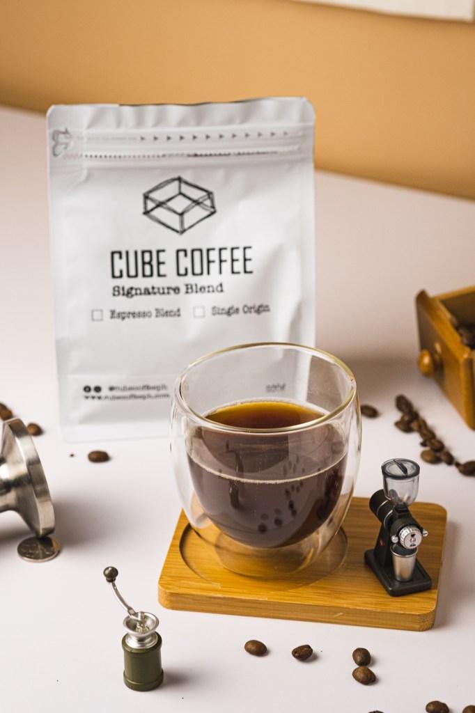 Cube Coffee - Coffee Beans