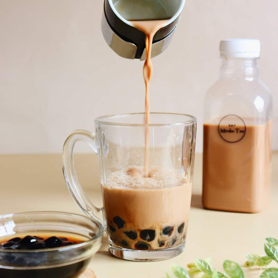 Miruku Milk Tea Shop