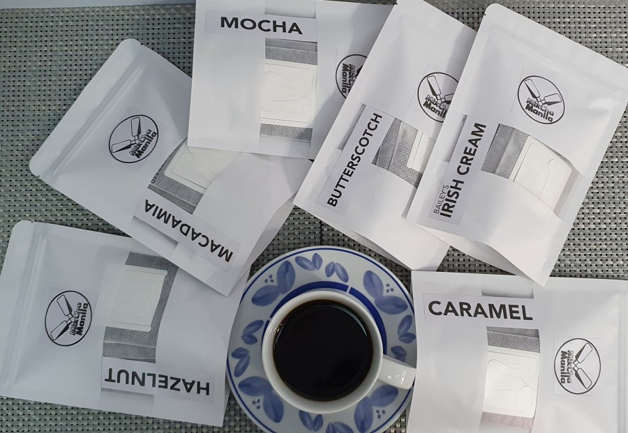 MixCha Manila Coffee Drips