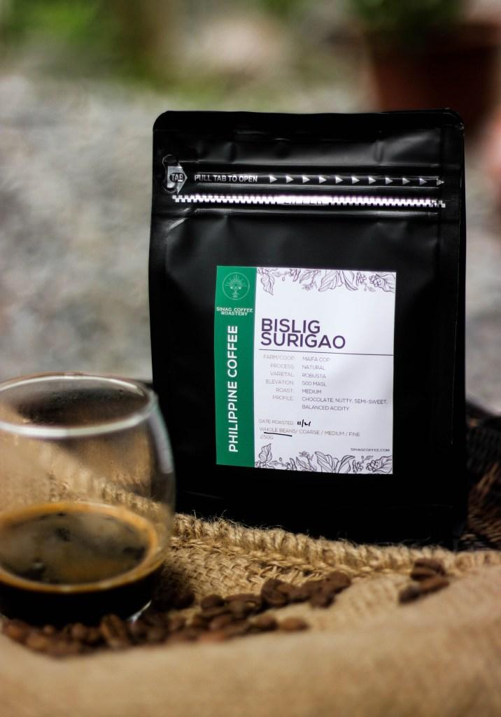 Sinag Coffee Roastery Manila Bislig Surigao