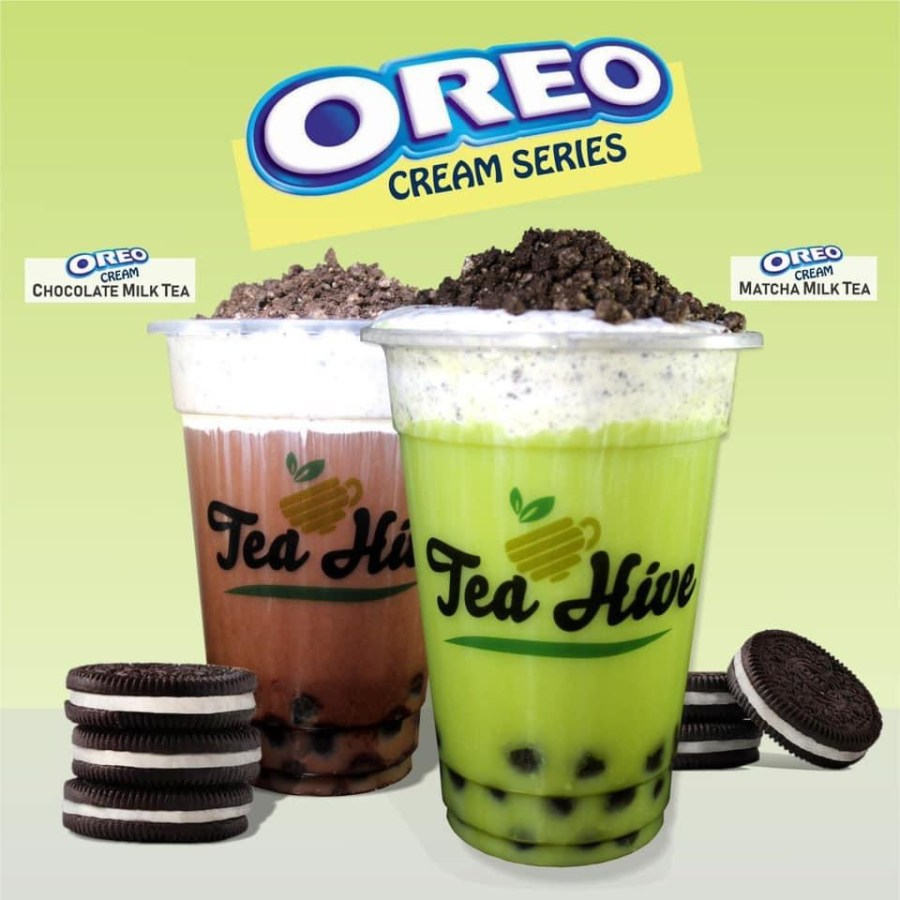 Tea Hive Oreo Milk Tea
