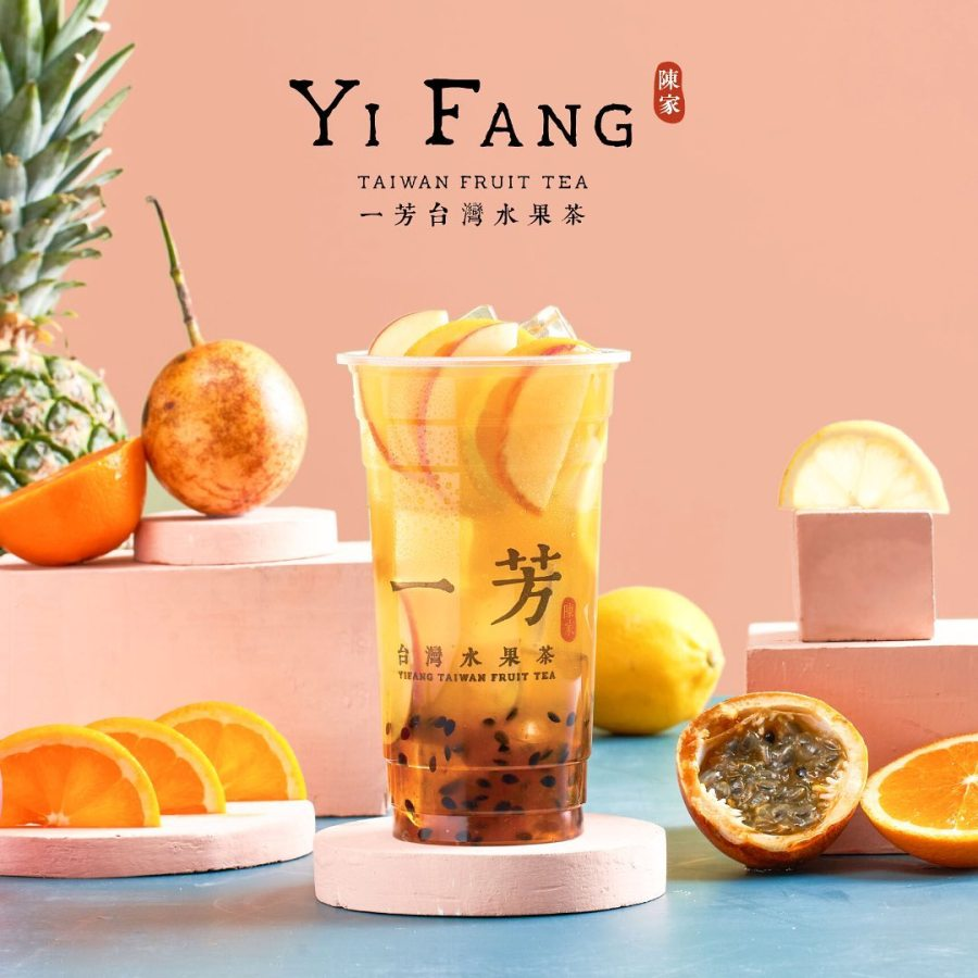 Yi Fang Signature Fruit Tea