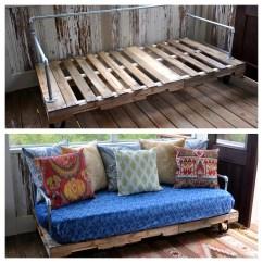 Diy Sofa From Pallets Cheap Fabric Corner Uk Inspiração Do Dia Sofá De Cup Design