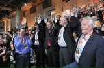 CUPE congratulates Thomas Mulcair, new NDP leader and next Prime Minister. Photo: Josh Berson