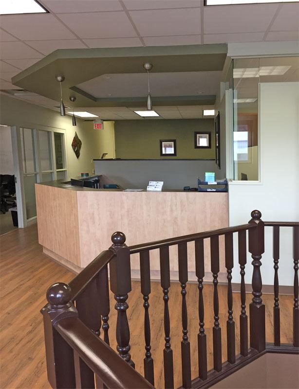 cupido construction office reception