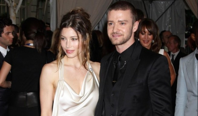 Cupid's Pulse Article: Celebrity Wedding: Justin Timberlake Pens Wife Jessica Biel a Love Letter for 5th Anniversary