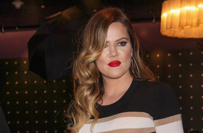 Cupid's Pulse Article: Celebrity News: Khloe Kardashian Steps Out with Tristan Thompson After Pregnancy News