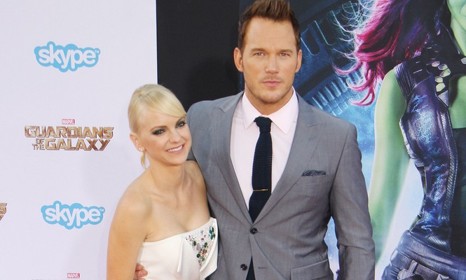 Cupid's Pulse Article: Celebrity News: Is Anna Faris Dating Again After Split from Chris Pratt?