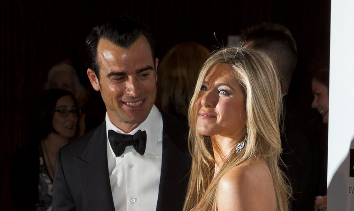 Cupid's Pulse Article: Celebrity Break-Up: Jennifer Aniston & Justin Theroux Announce Separation