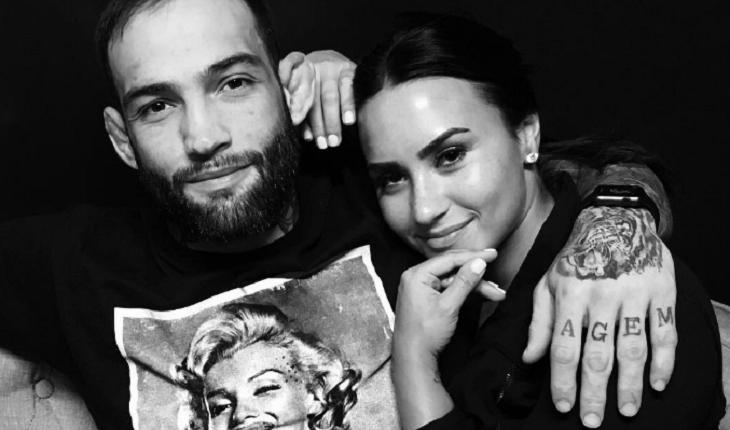 Cupid's Pulse Article: Celebrity Break-Up: Demi Lovato & Guilherme 'Bomba' Vasconcelos Split