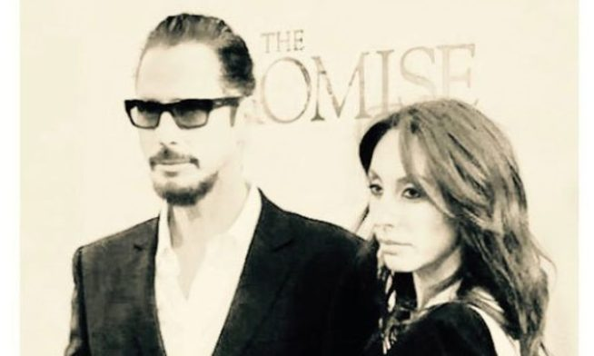 Cupid's Pulse Article: Celebrity News: Chris Cornell's Wife Pens Heartbreaking Letter Before Funeral